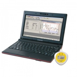 Data logger USB cradle software and start magnet
