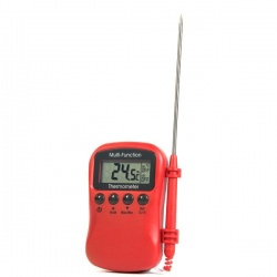 Multi-function thermometer - digital catering thermometer