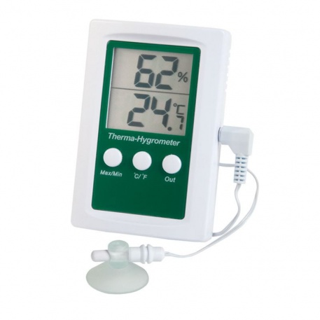 Therma-Hygrometer - hygrometer thermometer