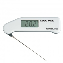 Imagén: Thermapen® 3 Sous Vide thermometer with miniature needle probe