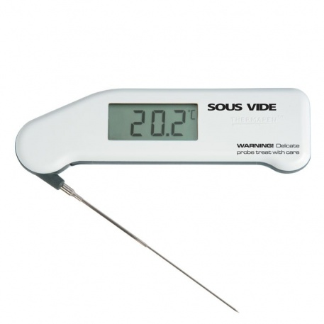 Thermapen® Sous Vide thermometer with miniature needle probe