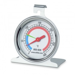 oven thermometer with 55mm dial