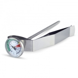 milk frothing thermometer - barista thermometer - espresso
