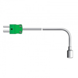 133-045 ribbon surface temperature probe