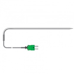 K Thermocouple Penetration Probe for ThermaQ, ThermaQ Blue and BlueTherm One