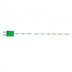 fibreglass wire oven temperature probe - type K