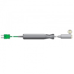 heavy duty surface temperature probe