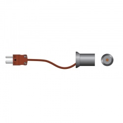 magnet surface temperature probe