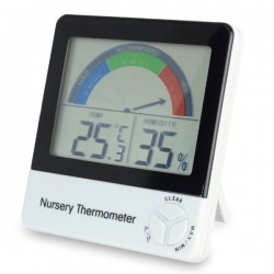 Nursery Thermometer - for monitoring a baby's room temperature