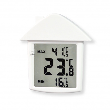 Digital Max / Min Window Thermometer