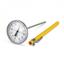 Imagén: dial probe thermometers