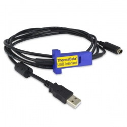 ThermaData PC software - USB lead
