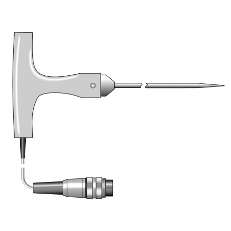 T-shaped penetration probe