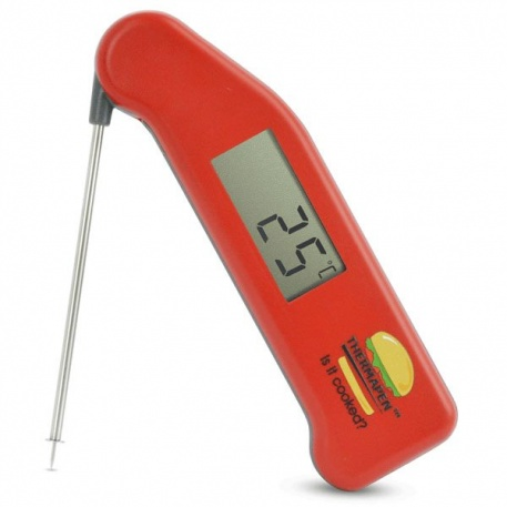 Thermapen with Burger Probe