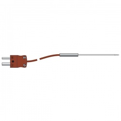 miniature needle probe - type K