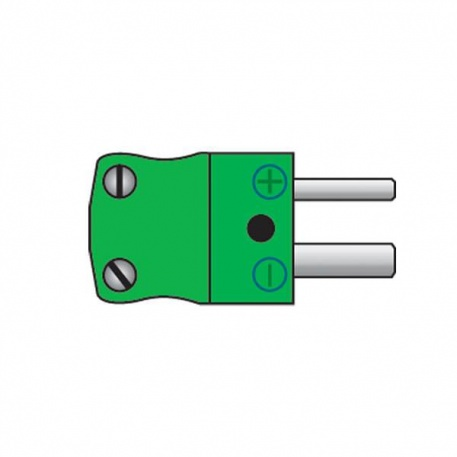 Miniature Thermocouple plug or socket