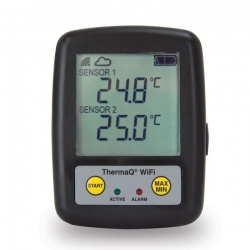 Imagén: ThermaQ WiFi Professional Barbecue Thermometer and Logger
