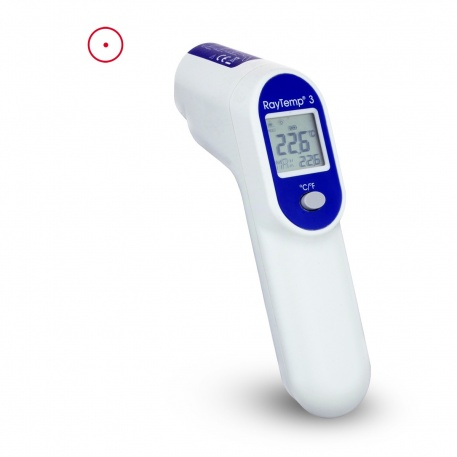 RayTemp® 3 Infrared Thermometer - ideal for the foodservice industry