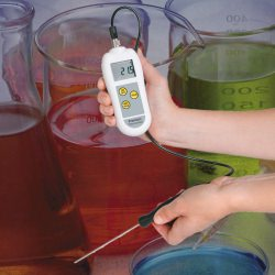 Precision Thermometer & Precision Plus thermometers