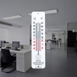 room thermometer - 45 x 195mm