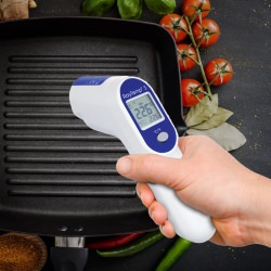 RayTemp 3 Infrared Thermometer - ideal for the foodservice industry