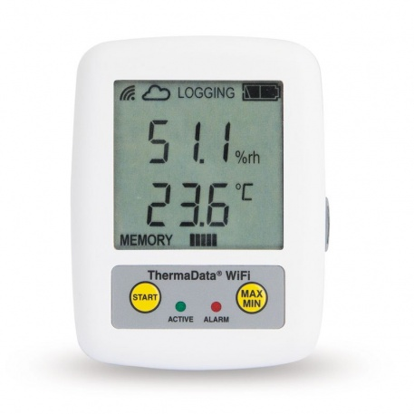 ThermaData® WiFi Humidity Logger