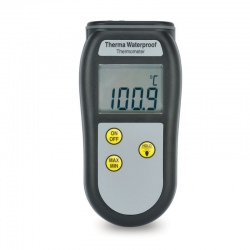 Waterproof Legionnaire's or Legionella thermometer kit - IP66/67