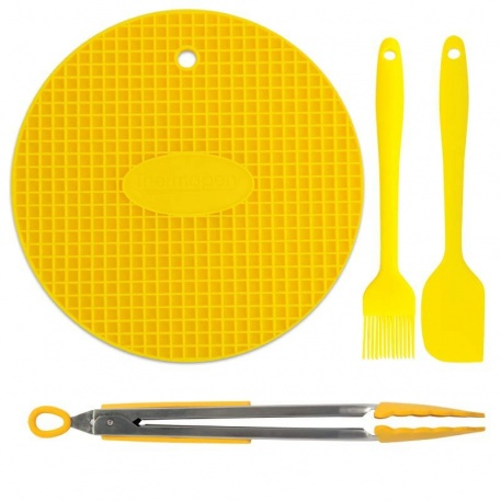 Cooking accessory pack - Yellow