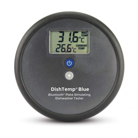 DishTemp Blue Dishwasher Thermometer