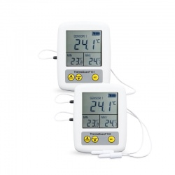 Imagén: ThermaGuard Fridge Temperature Monitoring Thermometer