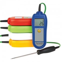 Imagén: Thermamite digital thermometer with food probe