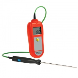 Imagén: Food Check food thermometer and probe