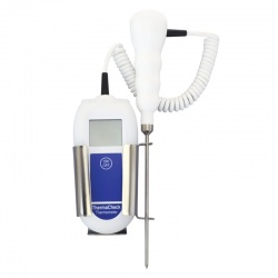ThermaCheck thermistor thermometer with probe