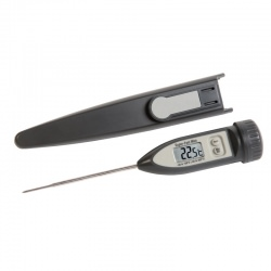 Super-Fast Mini Thermometer with max/min and hold functions