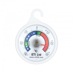 Fridge thermometer or freezer thermometer 52mm dial