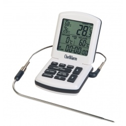 ChefAlarm® professional cooking thermometer & timer