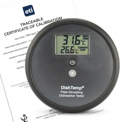 DishTemp® dishwasher thermometer