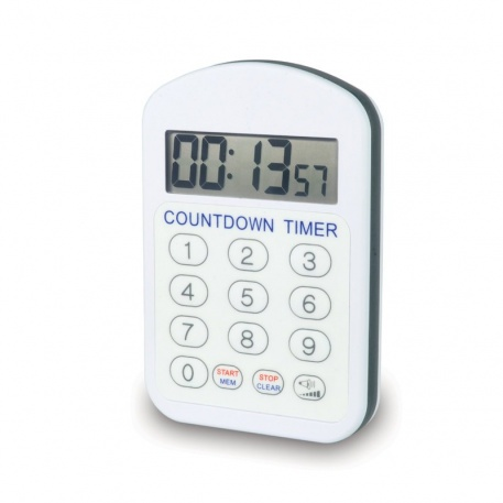 water resistant countdown timer