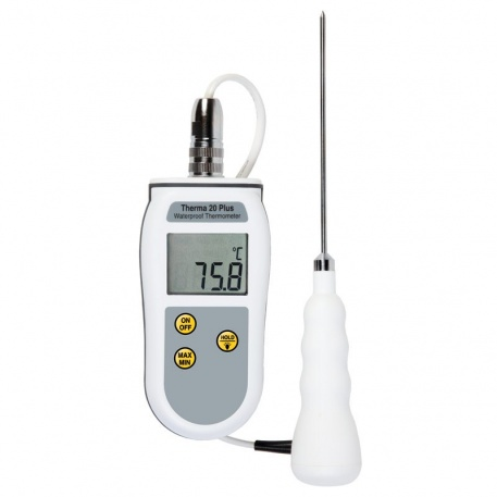 Therma 20 Plus waterproof thermometer for food processing