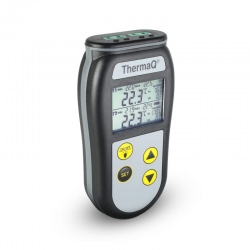 ThermaQ two channel thermocouple thermometer or kit