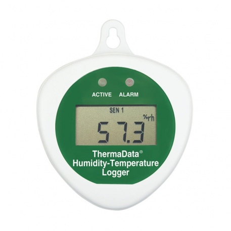 humidity & temperature logger ThermaData® HTD