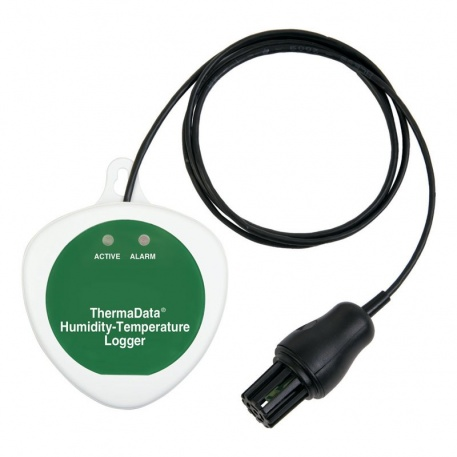 HTBF humidity temperature logger blind with external sensors
