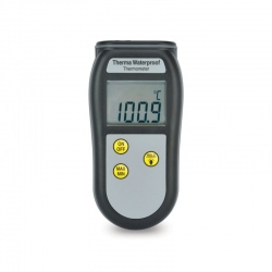 Therma Waterproof Thermometer with interchangeable thermocouple probes