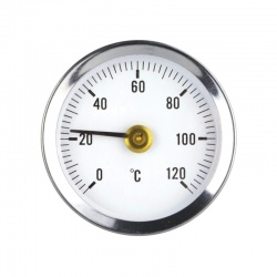 budget surface pipe thermometer