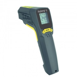 RayTemp® 6 Infrared Thermometer with 8 dot laser