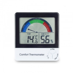 Comfort thermometer