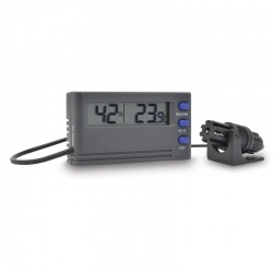 Therma-Hygrometer - hygrometer thermometer with max/min & alarm functions