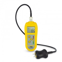7000 damp meter and moisture meter and general purpose two-pin probe