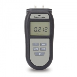 9200 Series Pressure Meters for measuring positive & negative differential pressure