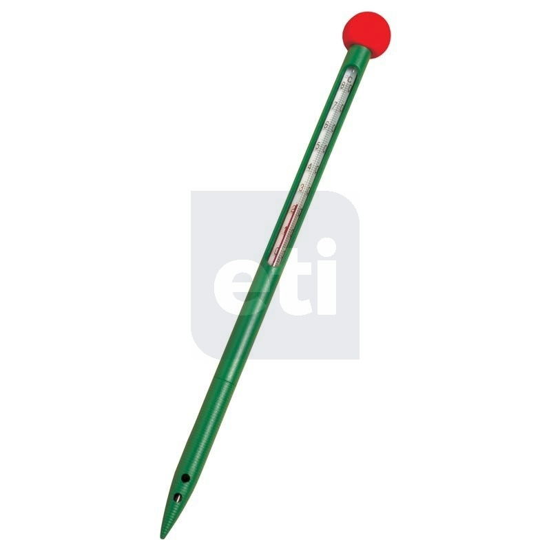 SOIL THERMOMETER GARDENERS POCKET TEST PROBE TO MONITOR SOIL TEMPERATURE  IN-092